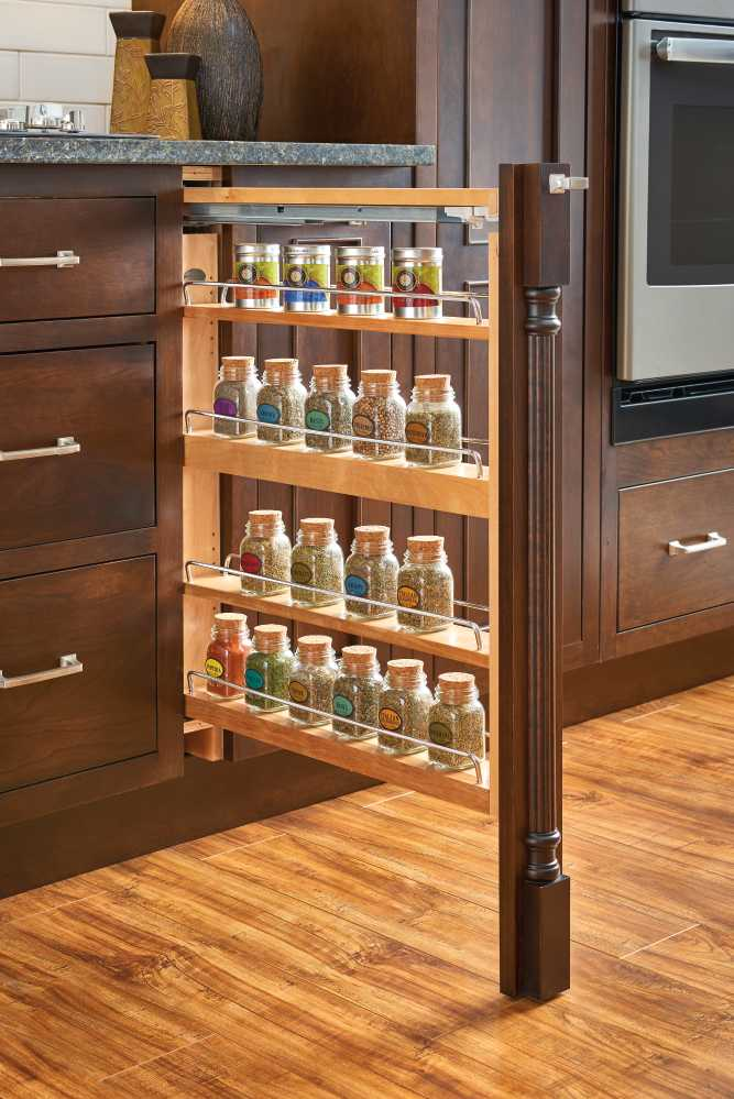 Between Cabinet Pullouts
